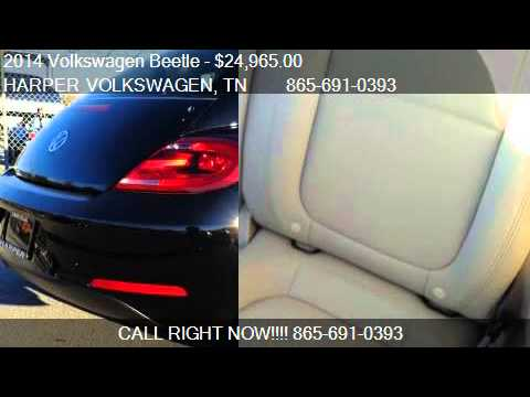 2014 Volkswagen Beetle 2.5 PZEV - for sale in Knoxville, TN