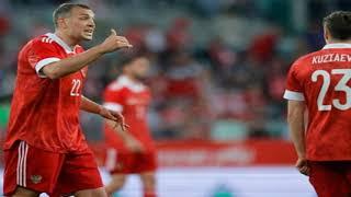 Сборная России сыграла вничью с Польшей в товарищеском матче