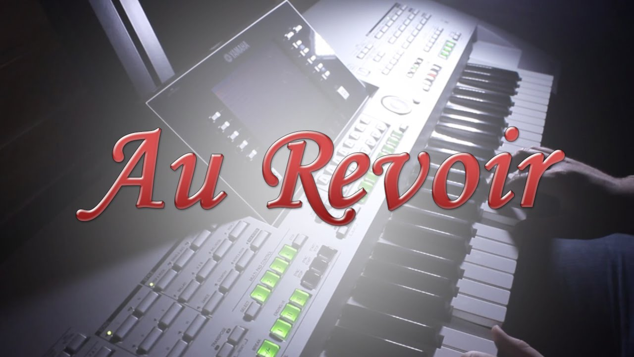 Mark forster au revoir single