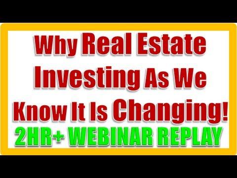 [MARKET UPDATE] Los Angeles Real Estate Investing Webinar - Part 1 of 2