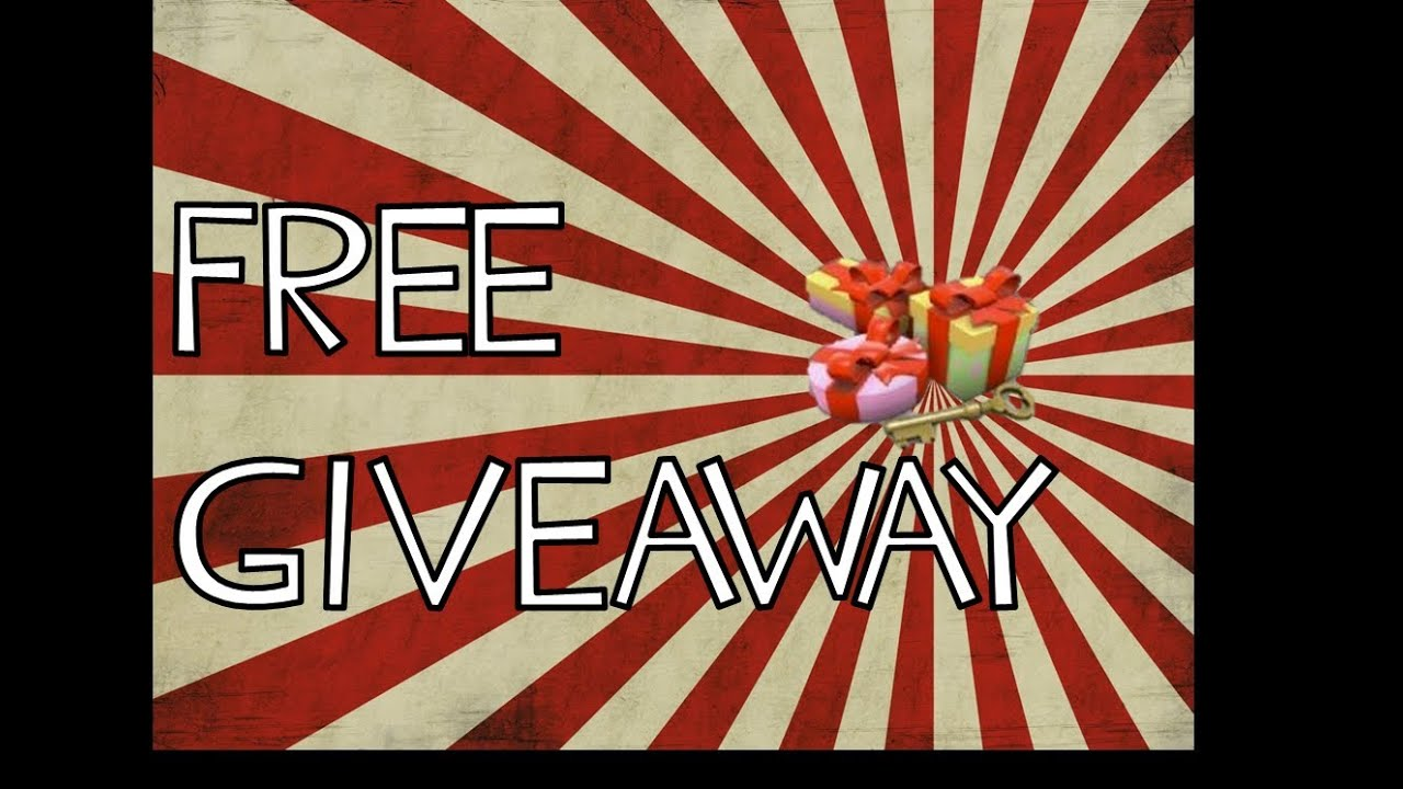 Tf2 giveaways
