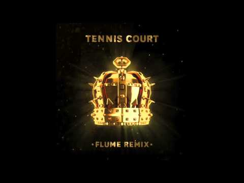 Lorde - Tennis Court (Flume Remix) Official Music Video