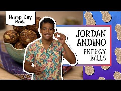 Replace Coffee! Energy Balls! | Hump Day Meals-Jordan Andino