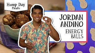 Replace Coffee! Energy Balls! | Hump Day Meals-Jordan Andino