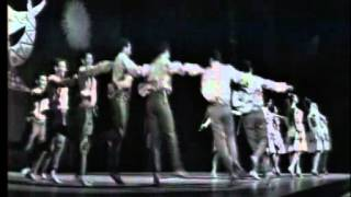 Karmon Dancers & The Histadruth Group, live in France, 1965 - video 2