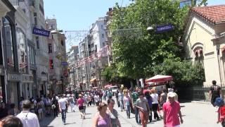La vie à Istanbul ,Turquie ( Full HD )