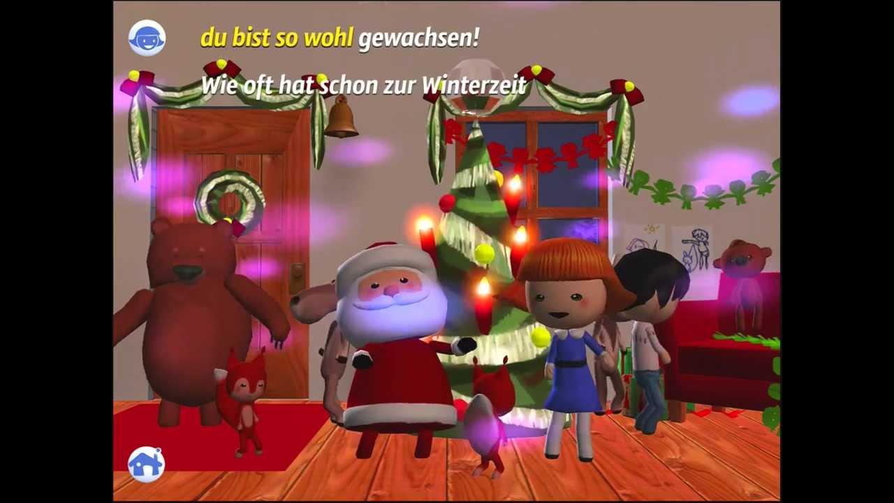 Kara Singalong Weihnachtslieder Karaoke App für Kinder (iOS) - YouTube