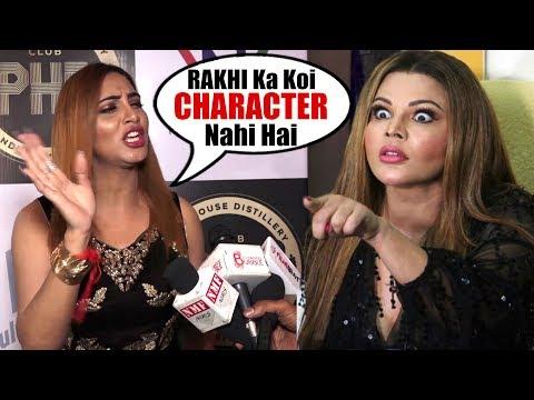 Bigg Boss 11 Contestant Arshi Khan's SHOCKING COMMENT On Rakhi Sawant