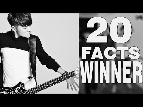 TOP 20 FACTS ABOUT YG'S WINNER | MisuP