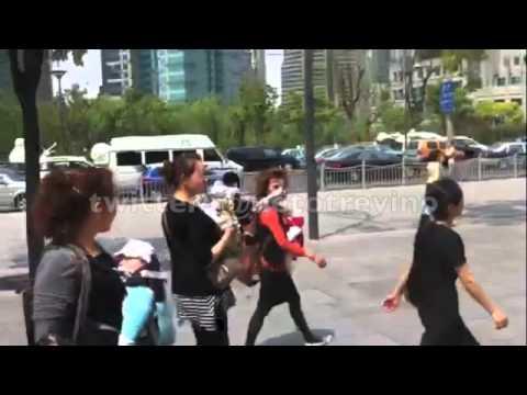 shanghai pickpockets 2011