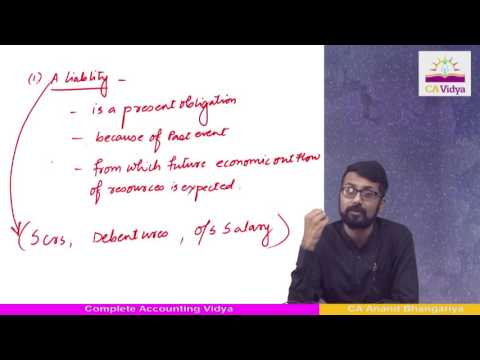AS 29  Provisions and Contingent Liabilities and Contingent Assets