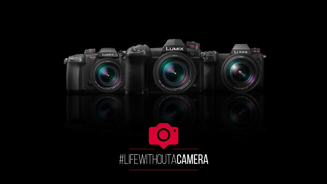 National Camera Day: Lumix Mentors