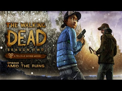 The Walking Dead Season 2 - Full Episode 4: Amid the Ruins Walkthrough HD [No Commentary]