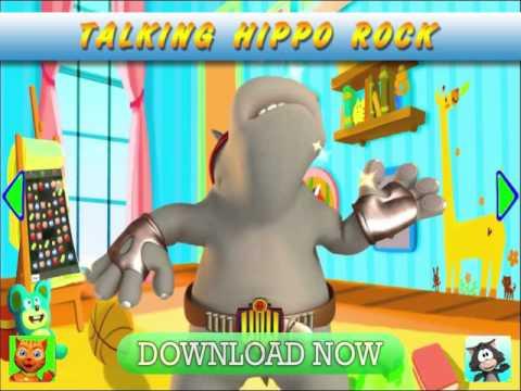 Talking Hippo Rock