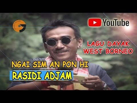NGAI SIM AN PON HI RASIDI ADJAM Official Video Music