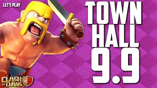 I'M A TOWN HALL 9.9 AGAIN! TH11 Let's Play ep29 | Clash of Clans