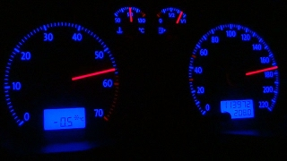 VW POLO 1.2 Acceleration 0-100 Top Speed Test