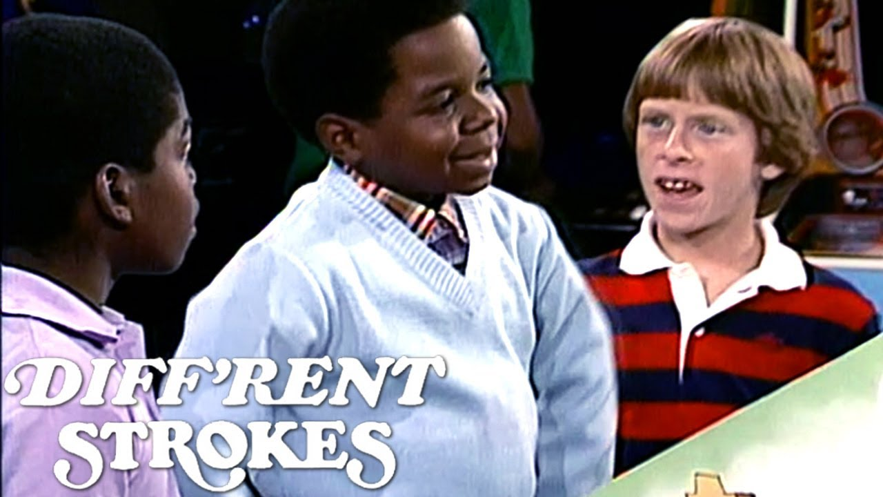 Arnold The Videogame Master| Diff'rent Strokes
