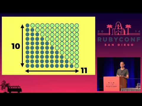RubyConf 2014 - A Lever for the Mind by Tom Stuart
