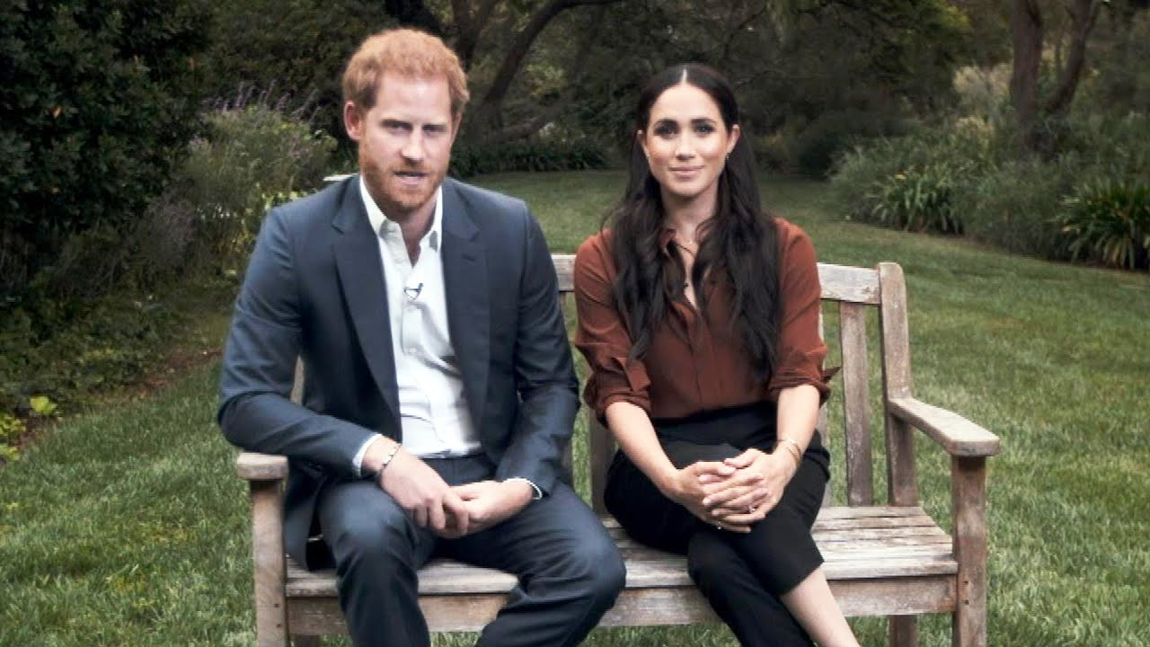 See Prince Harry and Meghan Markle Featured in Time100 Special (Exclusive)