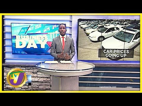 Car Prices are Going up, But why? | TVJ Business Day - August 13 2021