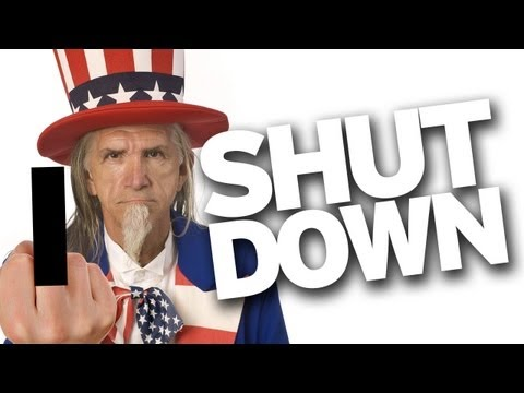 What You CAN & CAN'T Do during the Government Shutdown