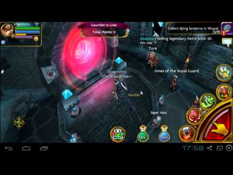 How To Get To Shuyal (Guide) - Arcane Legends [HD]
