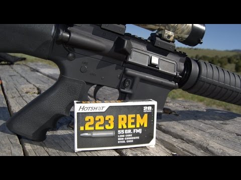 Hotshot.223 Remington Ammo Review - Is This Stuff Garbage?