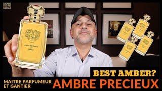 Maitre Parfumeur Et Gantier Ambre Precieux Review | Best Amber Fragrance? + Full Bottle WW GVWY 🧡