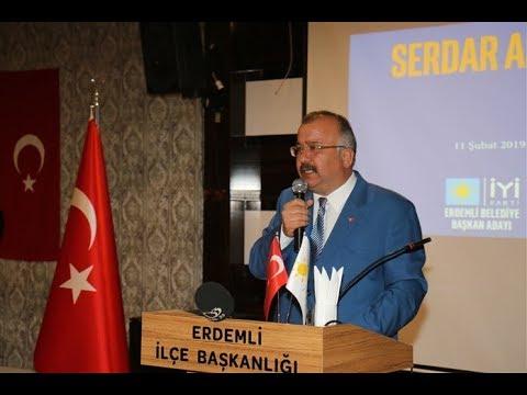Serdar Arslan Projelerini Tanıttı