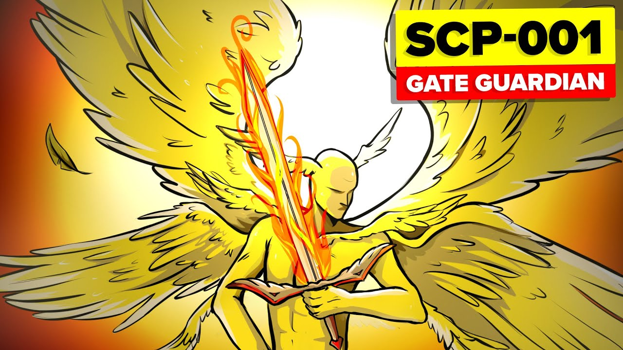 SCP-001 - The Gate Guardian (SCP Animation)