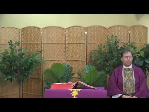 Live daily Mass for Feb 24, 2021