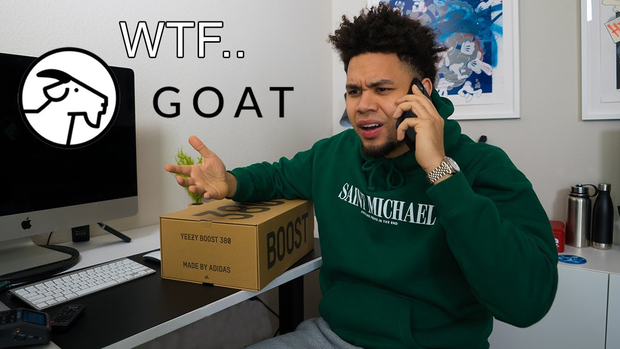 Buying Shoes From Goat App