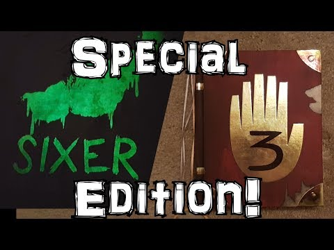 The Journal 3: Special Edition Reveal and Review! [Glowin' CODES!] | TNBT