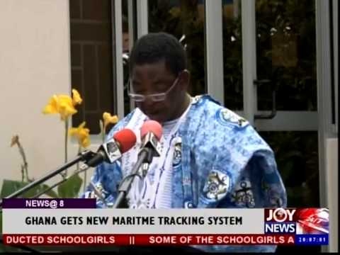 Ghana Gets New Maritime Tracking System