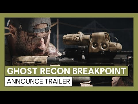 Ghost Recon Breakpoint: