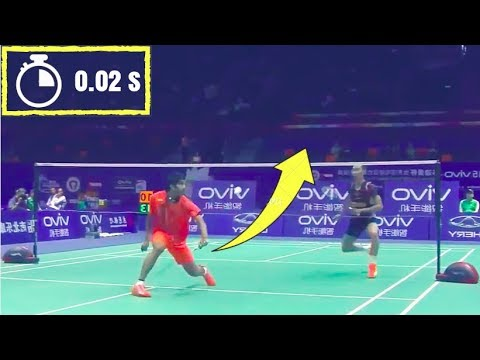 TOP 5 Best Badminton REFLEXES
