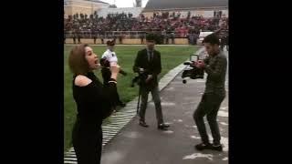 Sharof muqimov va Sevinch mo'minova terma 2018