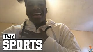 Frank Gore's Son Gets Major College Offer, I'm Better Than My Dad! | TMZ Sports