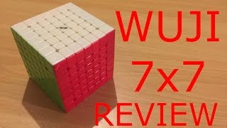 qiyi wuji 7x7 full review