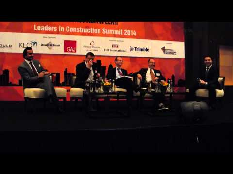 Mercury MENA CEO Participates in Qatar Construction Conference-Part1