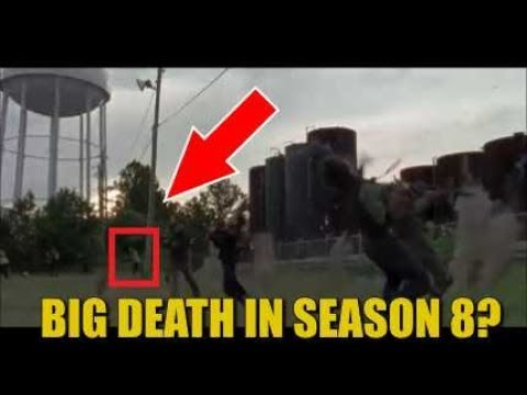 the walking dead season 8 trailer discussion will we see this character death in season 8 youtube. Black Bedroom Furniture Sets. Home Design Ideas