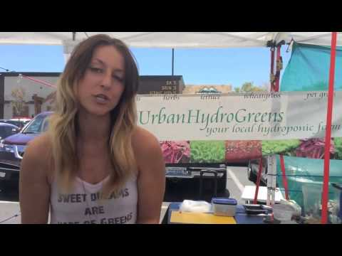 "Las Vegas Farmers Market - What are Microgreens - ""New age farming movement"""