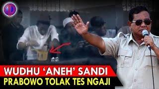 Prabowo Tol4k Tes Ngaji, Sandi 'S4lah' Wudhu: Duet Pemimpin Pilihan Ulama?!