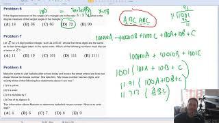 AMC 8 Math - 2017 (solutions)