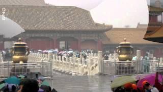 CHINY - PEKIN - ZAKAZANE MIASTO ;   ( Gregorian - Voyage Voyage )