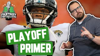 Fantasy Football 2019 - Playoff Primer + Week 10 Buy or Sell, Fence Sitting - Ep. #812
