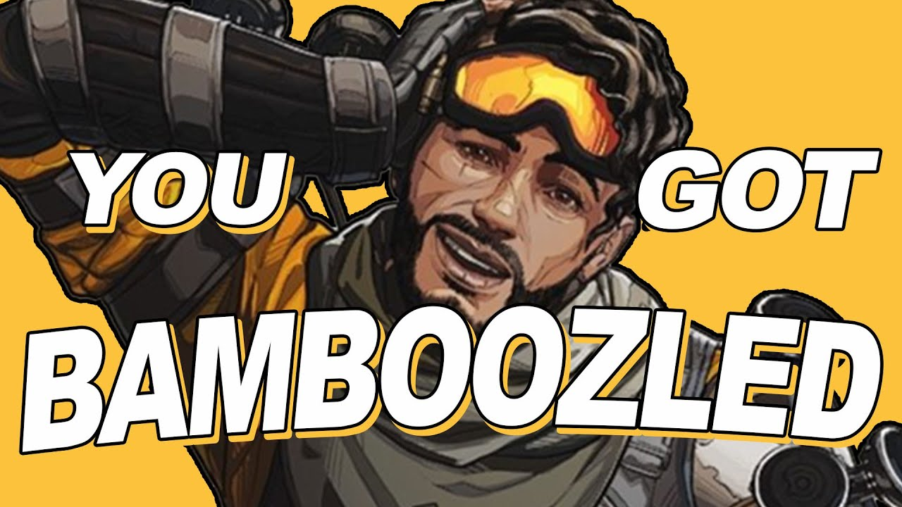 You Got Bamboozled! (Apex Legends PS4 Mirage Gameplay) - YouTube