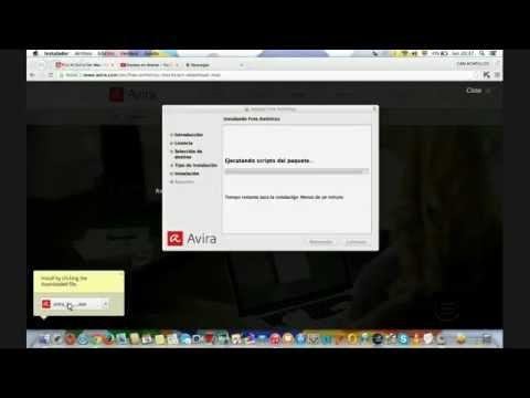 Antivirus Gratis Avira Para Mac
