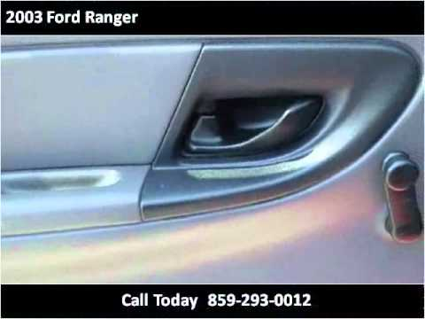2003 Ford Ranger Available From Big Blue Autos Youtube